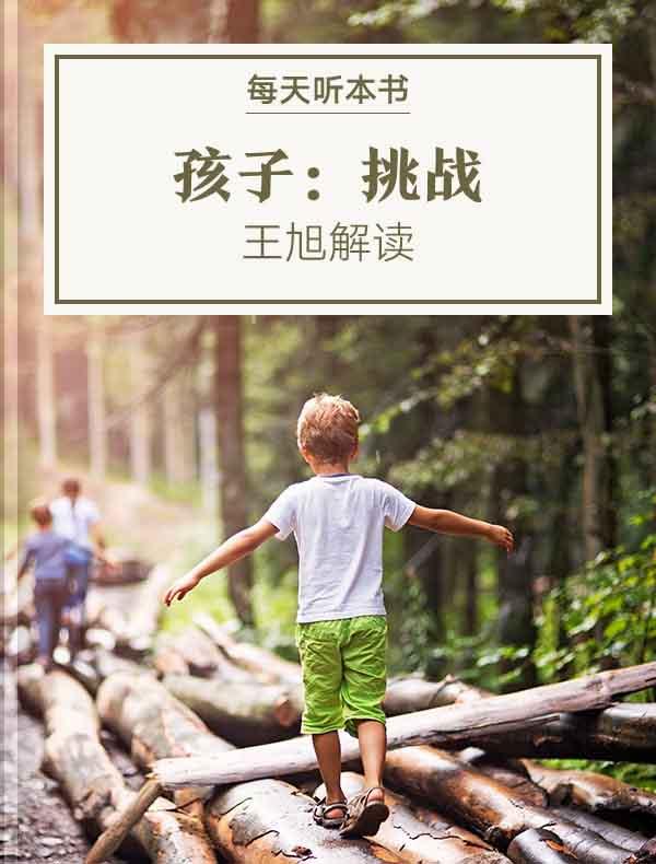 《孩子:挑战》| 王旭解读
