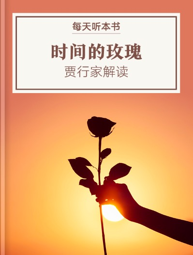 《时间的玫瑰》| 贾行家解读