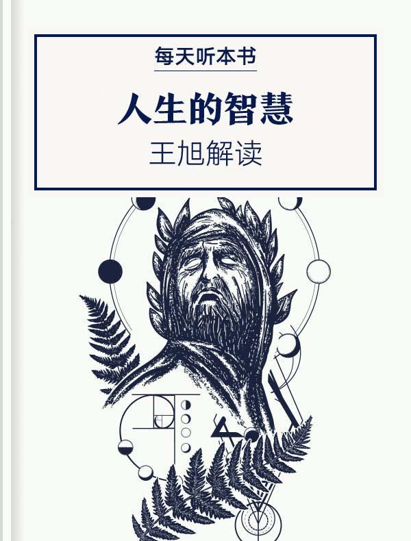 《人生的智慧》| 王旭解读