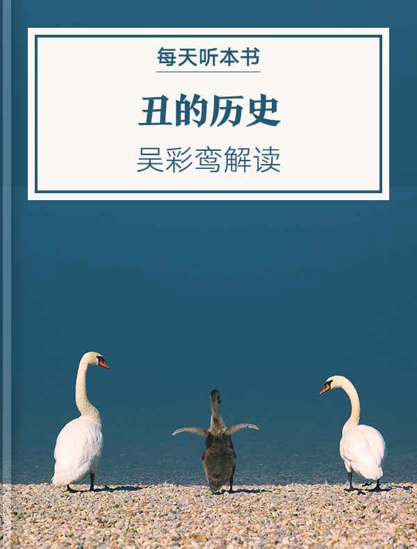 《丑的历史》| 吴彩鸾解读