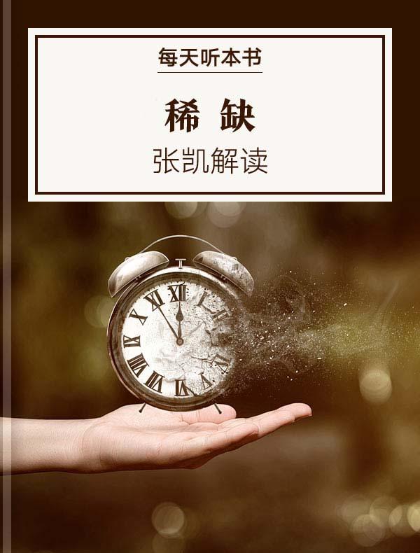 《稀缺》|张凯解读