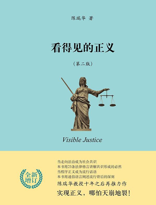 看得见的正义(第二版)