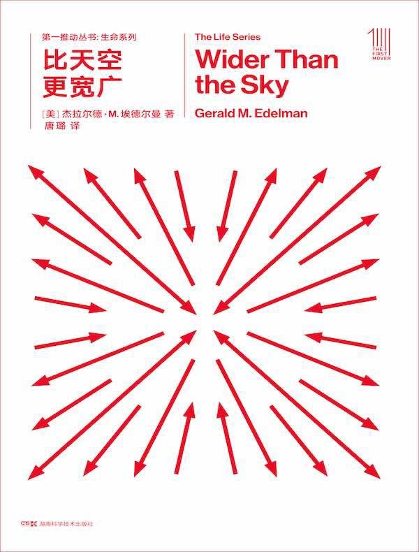 比天空更宽广(第一推动丛书·生命系列)