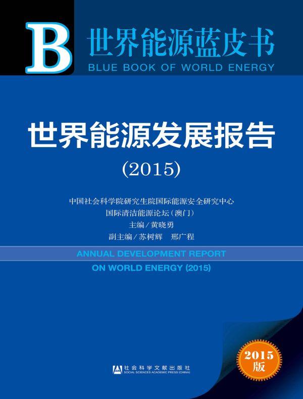 世界能源发展报告(2015)(世界能源蓝皮书)
