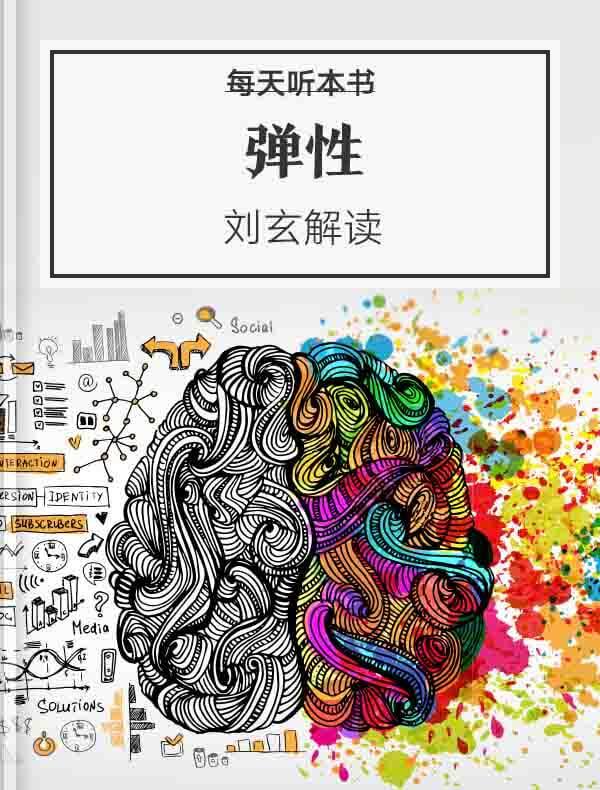 《弹性》| 刘玄解读