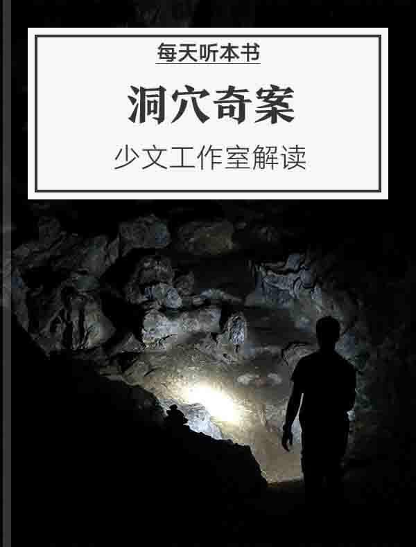 《洞穴奇案》| 少文工作室解读