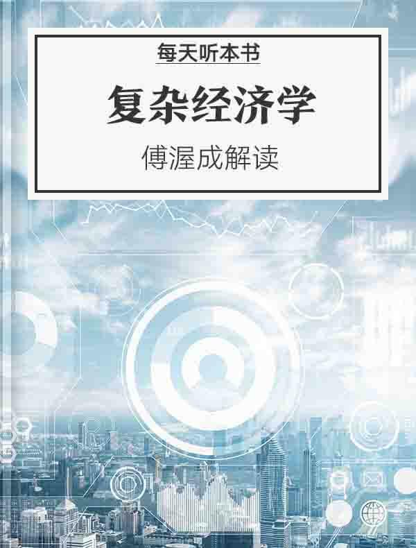 《复杂经济学》| 傅渥成解读