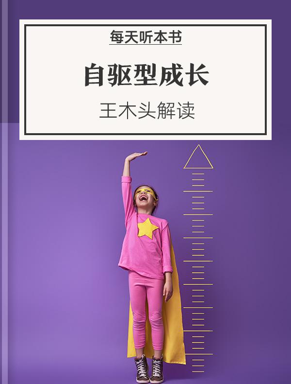 《自驱型成长》| 王木头解读