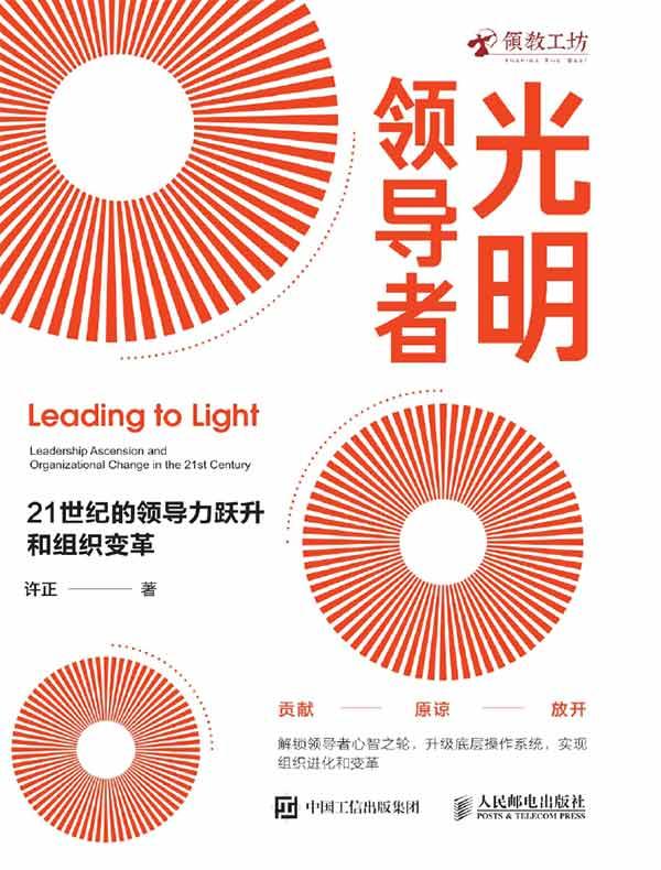 光明领导者:21世纪的领导力跃升和组织变革