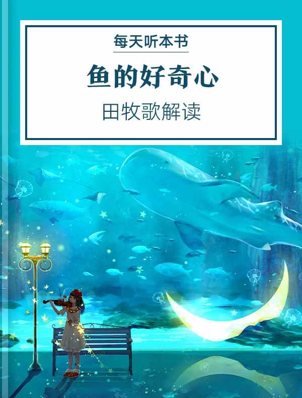 《鱼的好奇心》| 田牧歌解读